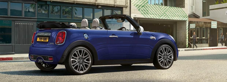 Brand New Mini Convertible Belfast Agnew Mini