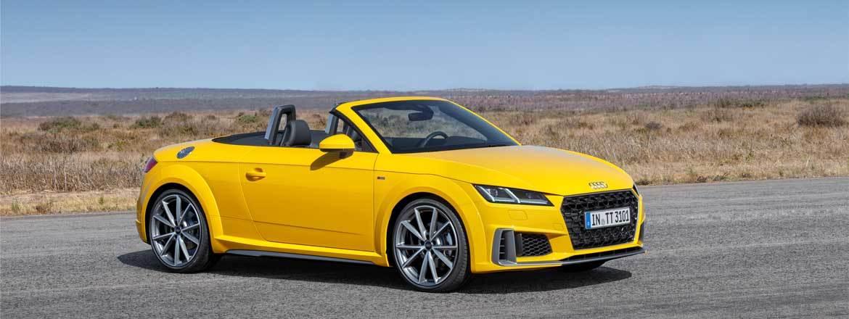 Brand New Audi TT | Belfast & Portadown | Agnew Audi