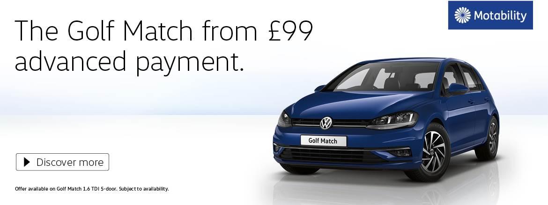 New Volkswagen Golf   Belfast, Newtownabbey   The Agnew Group