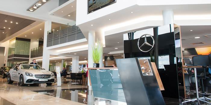 Mercedes Approved Used Programme Belfast Portadown