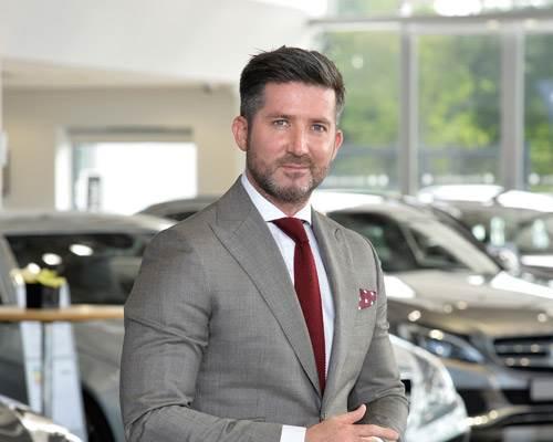 Meet the Team | Belfast | Agnew Mercedes-Benz