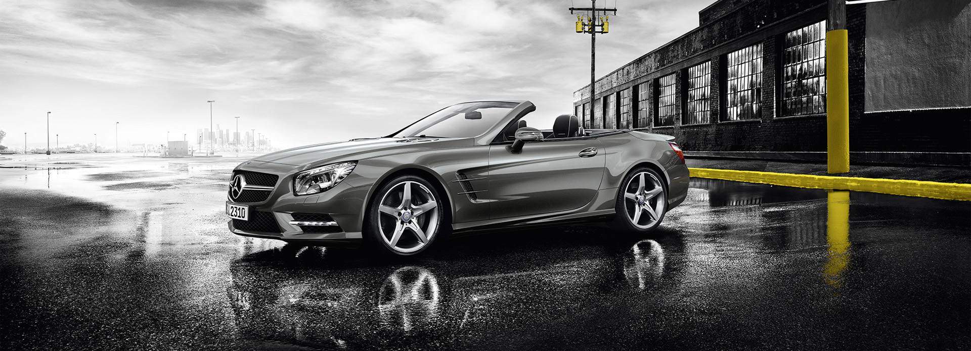 New mercedes sl class belfast portadown agnew group for Mercedes benz new car deals