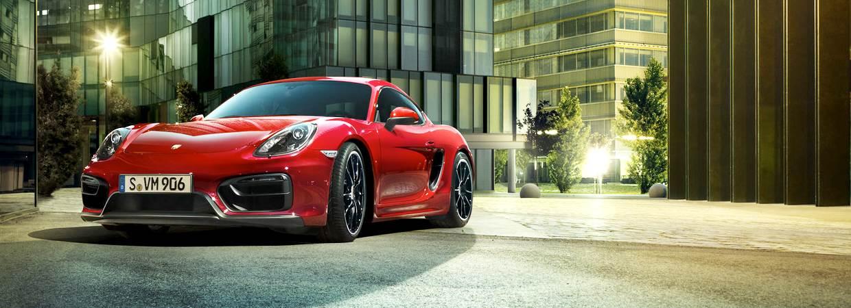 Brand New Porsche Cayman Belfast Agnew Porsche